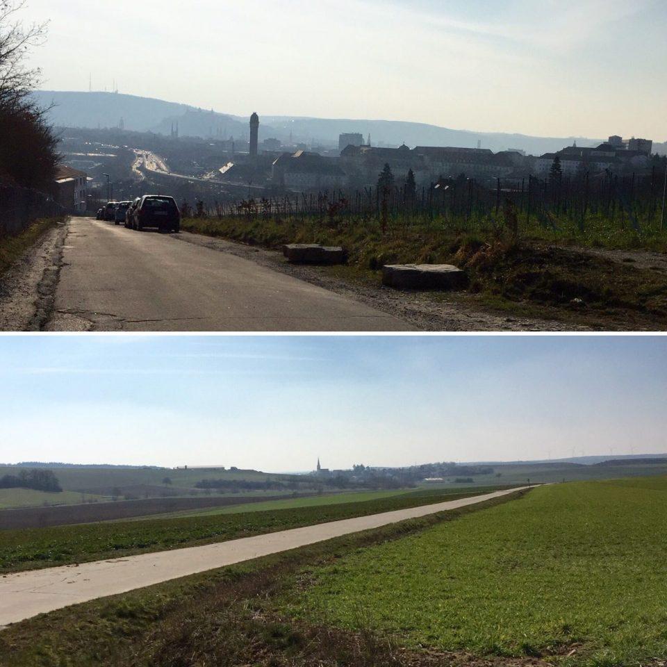 Tag 6: Würzburg