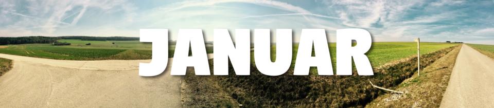 Laufbericht Januar