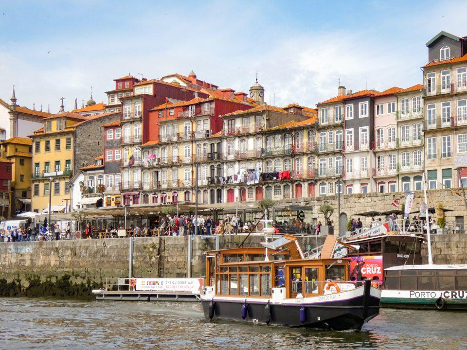 Urlaub in Porto