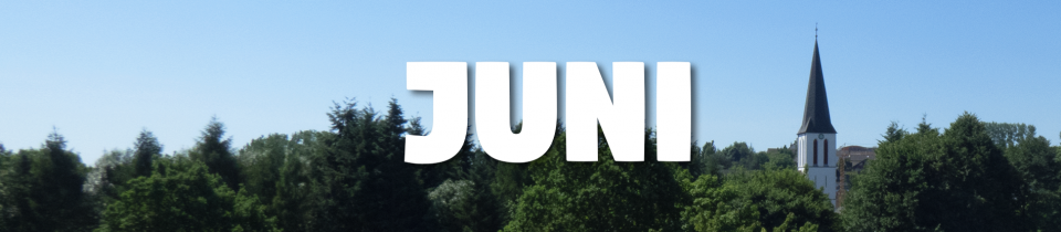Laufbericht Juni